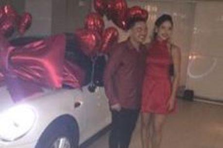 Resultado de imagem para Wesley Safadão ganha carro de R$ 110 mil no Natal