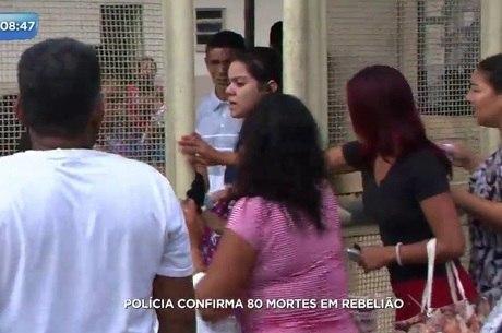 Após massacre, ministro da Justiça embarca para Manaus