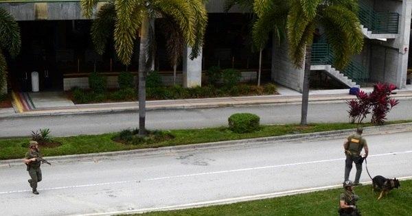Atirador de Fort Lauderdale teria origem hispânica