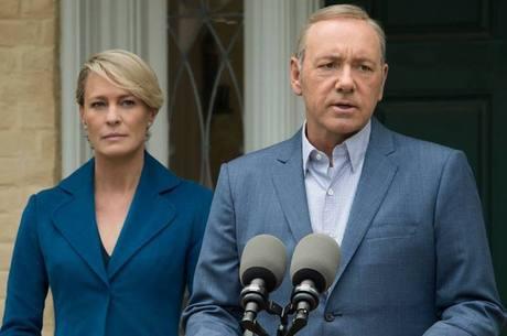 Divulgada a data de estreia da quinta temporada de 'House of Cards'