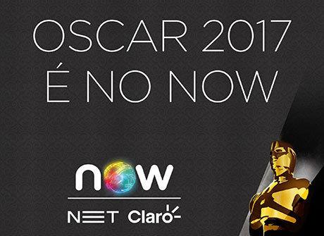 Acompanhe aqui no R7 o minuto<br />a minuto do Oscar no NOW