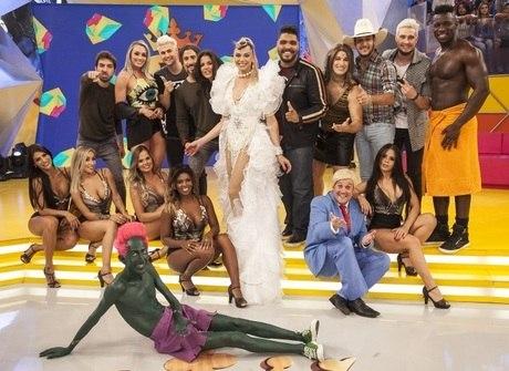 Marcos Mion lista o que marcou a semana do <em>Power Couple Brasil</em>