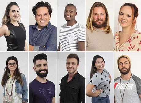 Saiba quem são os dez últimos participantes do reality show