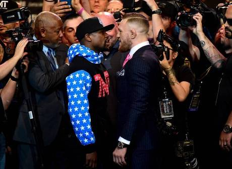 Mayweather e McGregor são os melhores do boxe e do MMA?