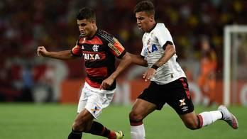 Meia do Flamengo é diagnosticado com tumor no testículo (Getty Images)