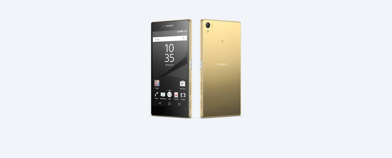 Sony xperia z5 фото цветов