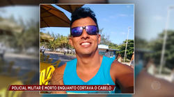 Policial morre após ser baleado em barbearia no Rio