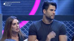 Bimbi e Nicole vetam Taty Zatto e Marcelo Braga da Prova dos Casais (Reprodução)