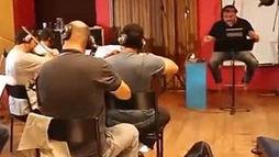 Trilha sonora do filme _Nada a Perder_ é produzida por orquestra de 60 músicos ()