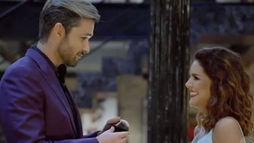 Ricardo pede a mão de Isabela em casamento e oficializa união ()