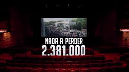 Filme _Nada a Perder_ tem a maior estreia da história do cinema brasileiro. Confira ()
