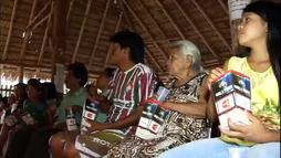 Projeto leva filme _Nada a Perder_ à indígenas e a quem não tem acesso a cinema ()