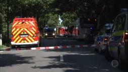 Polícia investiga ataque que deixou 10 feridos em ônibus na Alemanha ()
