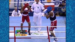 Pedro Lima fez abstinência sexual antes de ouro histórico no boxe (Reprodução)
