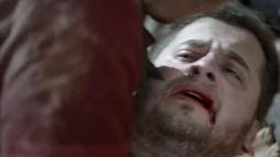 Naamã mata Dove pelas costas durante batalha em Afeca, e Miguel vê cena (Reprodução)