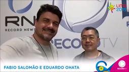 Uma análise do wrestling do Brasil nos Jogos Pan-Americanos de Lima (Reprodução)