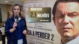 Cinebiografia _Nada a Perder 2_ vende mais de 2 milhões de ingressos no país (Reprodução)