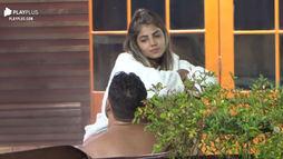 """Hari comenta saudade da família: """"Lembro do cheiro da minha mãe"""" (Reprodução)"""