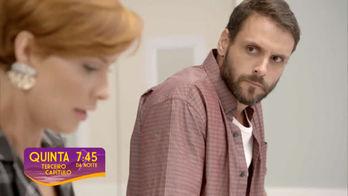 Antonio sofre falsas acusações após acidente da sua ex-noiva (Reprodução)