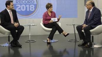 __Veja a íntegra da entrevista com Geraldo Alckmin na RecordTV__ (Reprodução)