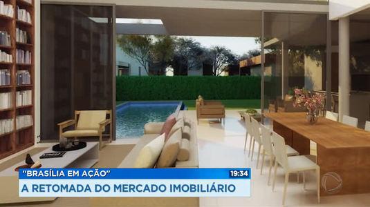 Brasília em Ação: As dificuldades na retomada do setor imobiliário (Reprodução)