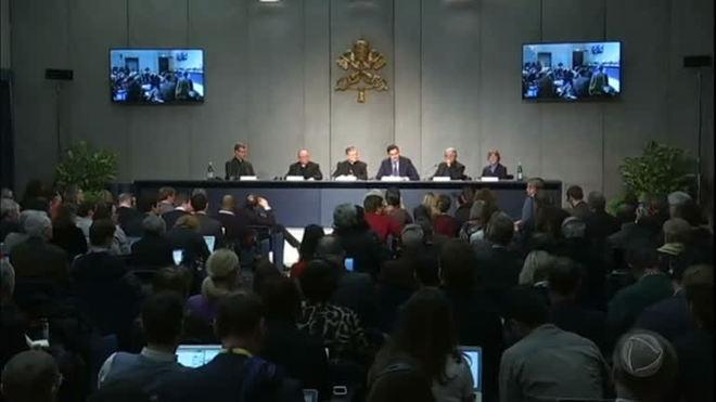 Igreja Católica convoca reunião para discutir casos de abusos sexuais
