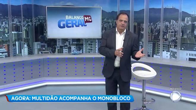 Escola de samba de Belo Horizonte tem ala plus size