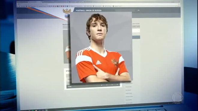 Jogador brasileiro estreia na Copa do Mundo em jogo da Rússia