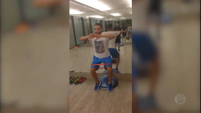 Renato Augusto faz preparação especial para Copa do Mundo