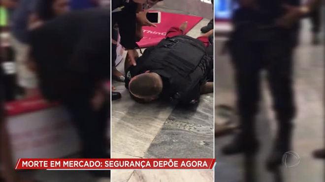 Polícia colhe mais depoimentos sobre caso de jovem morto em supermercado no Rio