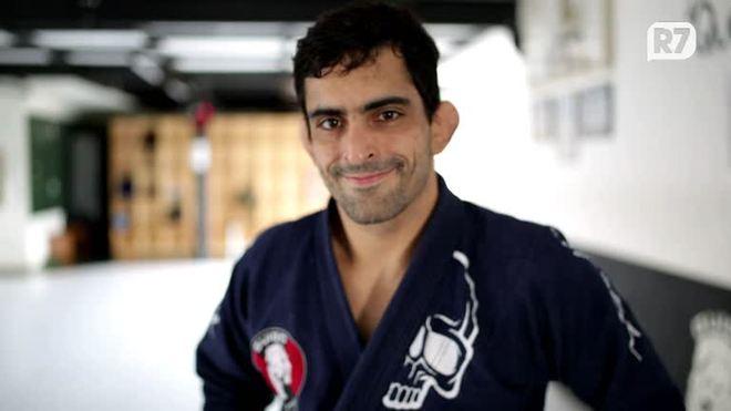 Campeão de jiu-jítsu descobre que é autista e dá lição emocionante