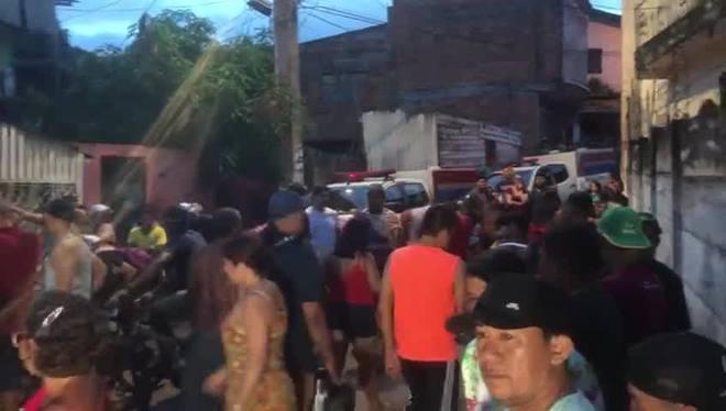 Chacina deixa 11 mortos em Belém