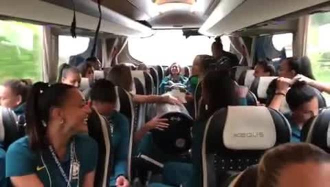 Samba e pagode são os ritmos da seleção brasileira na Copa do Mundo