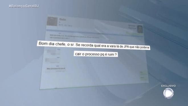 Mensagens de Orlando Curicica revelam influência da milícia no judiciário do RJ