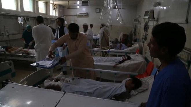 Atentado durante casamento no Afeganistão deixa 10 mortos