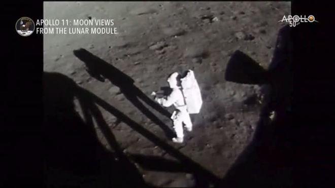 Missão Apollo 11, os 50 anos da chegada do homem à Lua