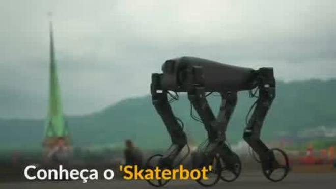 Veja o robô autodidata que aprende novas formas de se locomover