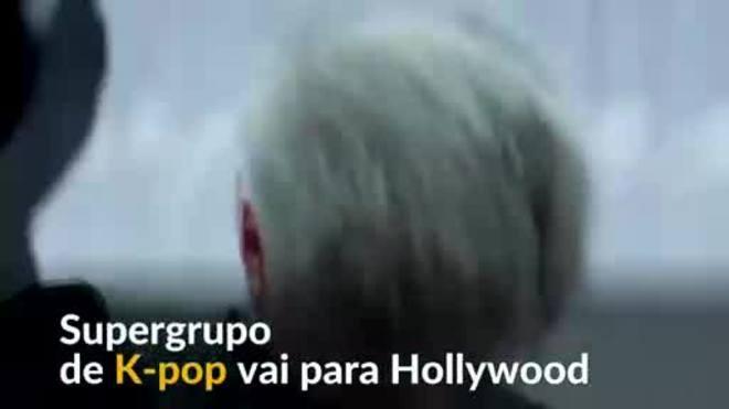 Supergrupo de K-pop SuperM fará estreia em Hollywood