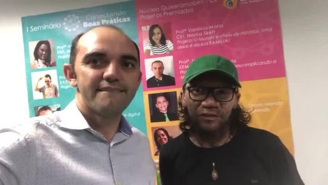 Conectando Saberes - Quixeramobim (CE)