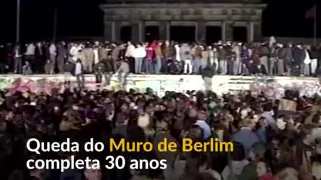 Linha do tempo: a queda do Muro de Berlim há 30 anos