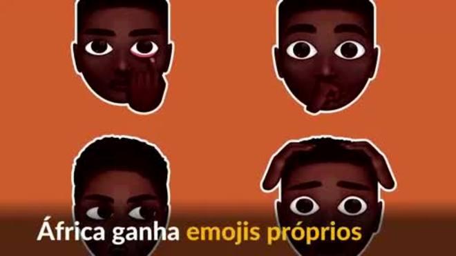 Emojis africanos fazem sucesso na Costa do Marfim