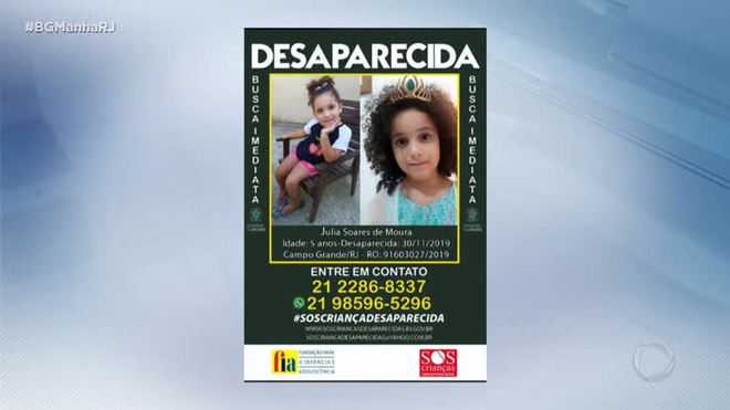 Pai e mãe fogem com a filha após perder a guarda da criança no Rio
