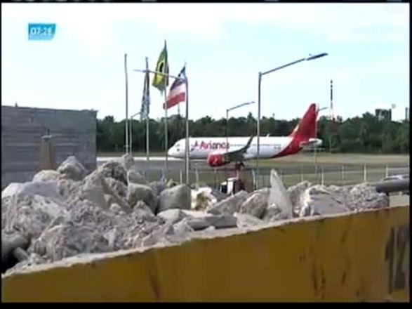 Aeroportos do país têm operações ameaçadas por falta de combustível
