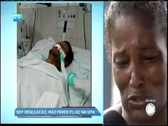 Jovem morre em UPA de Salvador após demora na regulação