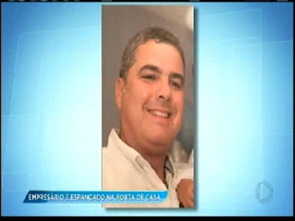 Empresário tem morte cerebral após ser espancado na porta de casa em SSA
