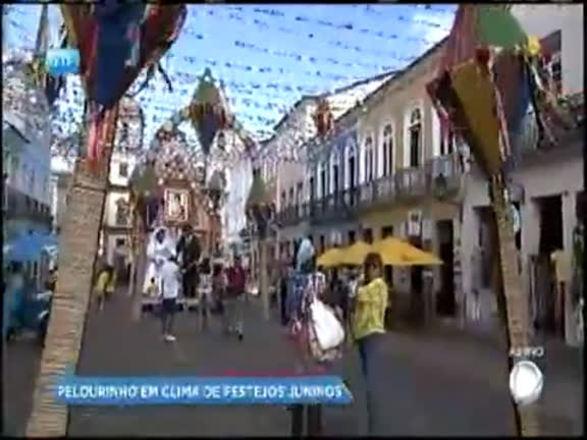 Confira programação do São João no Pelourinho, em Salvador