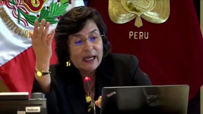 Justiça do Peru decide que dissolução do Congresso foi legal