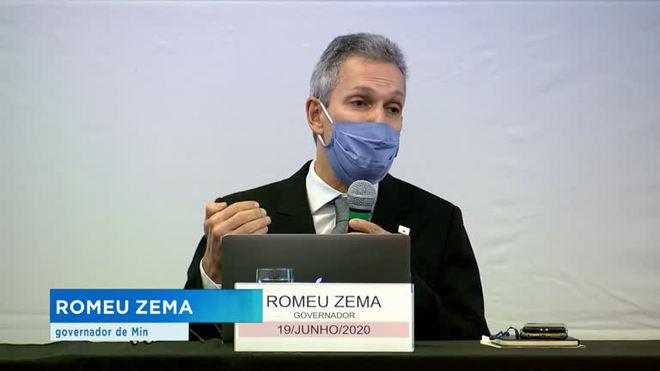 Zema envia proposta de Reforma da Previdência aos deputados