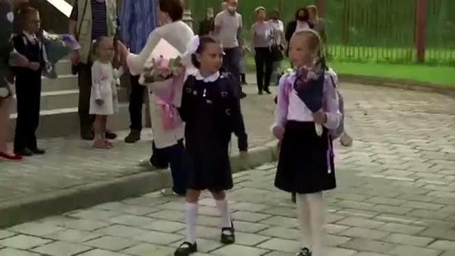 Escolas europeias começam processo de reabertura