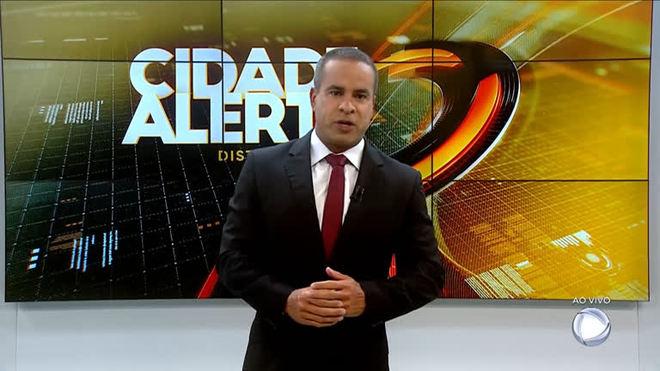 Veja a íntegra do Cidade Alerta DF desta segunda-feira (4)